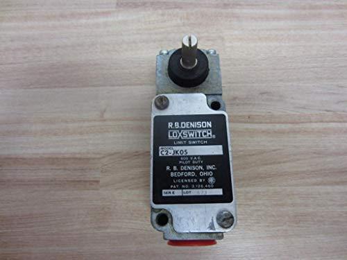 DENISON MAG-SWITCH MODEL SGO-8026 GOULD R.B
