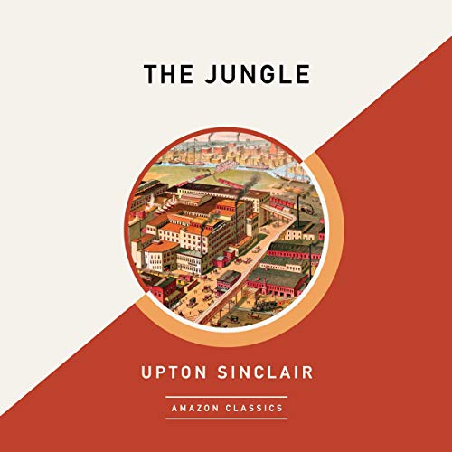 The Jungle (AmazonClassics Edition) Titelbild