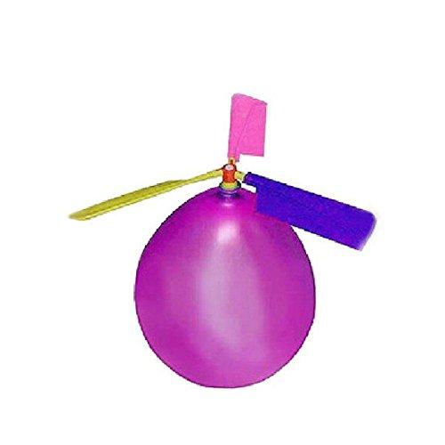 CZXC Ballon Classique Classique en hélicoptère Enfants Party Bag Filler Flying Toy, Jeu de Bande dessinée pour 1 à 8 Ans Filles garçons garçons Tout-Petits Cadeau