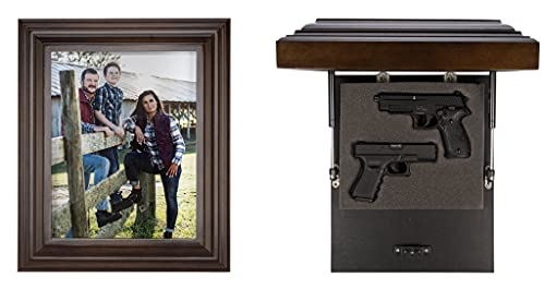Tactical Traps Guardian 15s Frame Gun Storage with Trap Door...