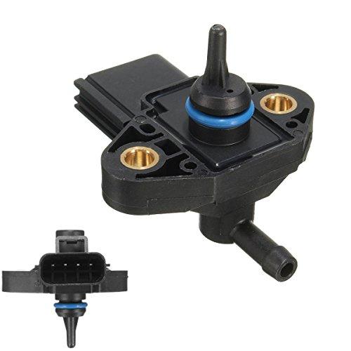 GOZAR auto brandstof spuit spoordruk sensor voor Ford voor Lincoln voor kwik