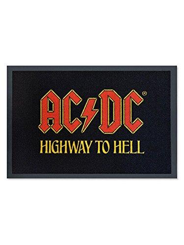 Deurmat AC/DC snelweg naar de hel