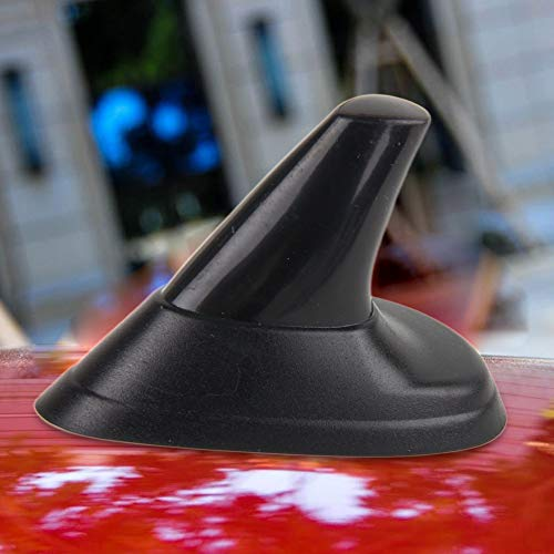 DHFBS Dummy Shark Fin Style zwarte antenne, voor SAAB 9-5 9-3 1999-2007 Sport Aero Wagon