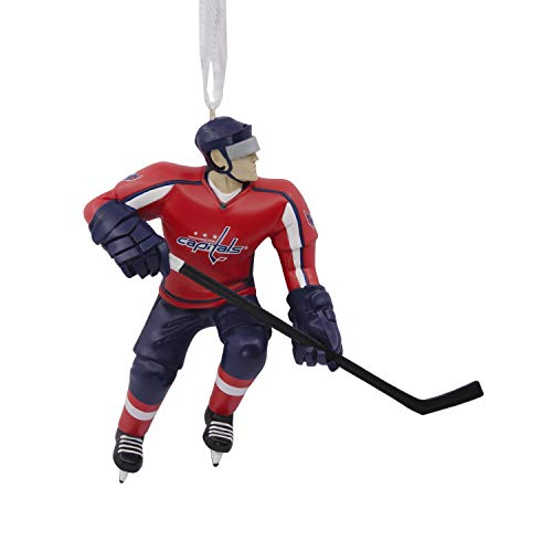 Hallmark Christmas Ornaments, NHL Washington Capitals Ornament