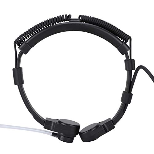 01 Auricolare Retrattile, Auricolare Microfono ad Alta velocità per Esterni