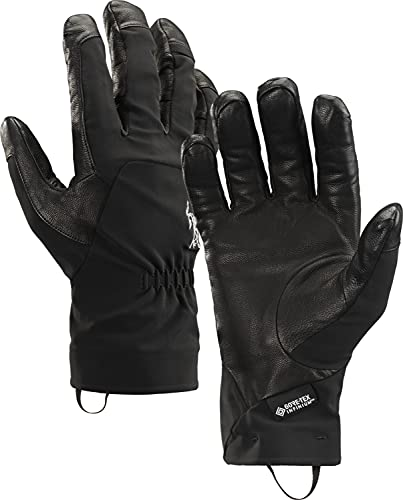 Arc'teryx Venta AR Glove | All round, durable, breathable Gore-Tex INFINIUM multisport glove. | Black, Small