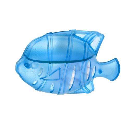 Atrumly Ökologischer Aquarium-Wasserreiniger, 2 Stück, für kleine Fischfilter, Universal-Luftbefeuchter, Tankreiniger, sicher für Süß- und Salzwasser