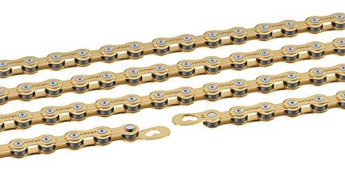 Connex Schaltungskette 9Sg 114 Gld. 6.6 mm Ketten, gold, One Size