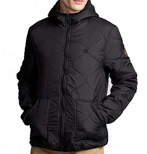 Element Men's Jacket, Flint Black, S
