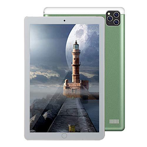 Tableta Android Octa Core de 10 Pulgadas, Pantalla táctil IPS HD 1280x800, 1GB RAM + 16GB ROM, cámara de 5MP, Ranura para Tarjeta SIM Dual, Tableta 3G para Llamadas, Wi-Fi, GPS