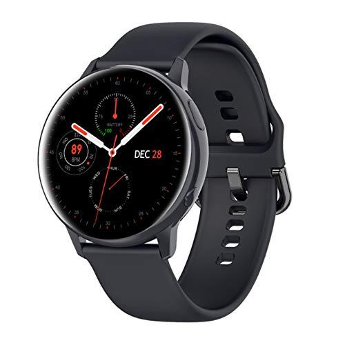 ZGLXZ Smart Watch SG2 Women Men ECG + PPG IP68 IP68 Tasas A Prueba De Agua Descargar Música Bluetooth para Android iOS,C