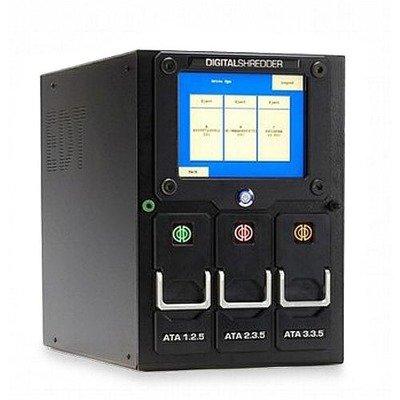 %26 OFF! HSM HSMDS-200 Electronic Digital Paper Shredder