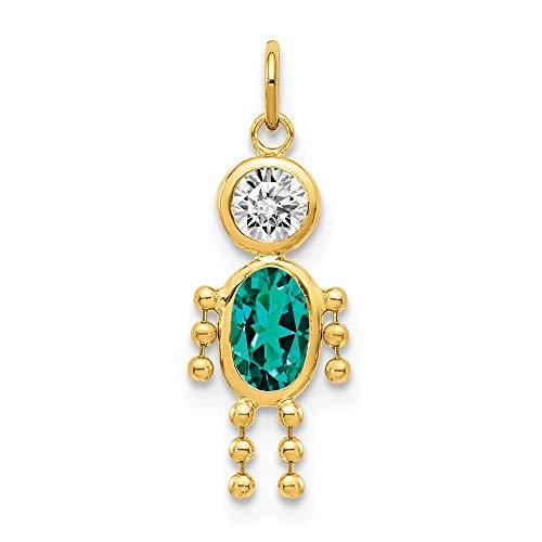 JewelryWeb QTC100572NC