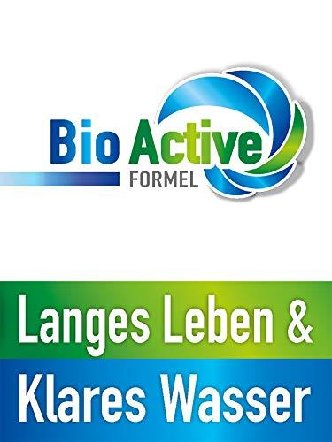 TetraMin (Hauptfutter für alle Zierfische in Flockenform, für ein langes und gesundes Fischleben und klares Wasser, plus Präbiotika für verbesserte Körperfunktionen und Futterverwertung), 10 Liter Eimer - 4