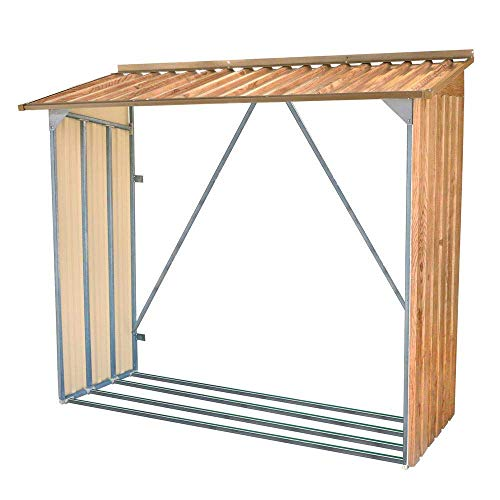 Tepro 7454 à bois de cheminée en bois de décor chêne