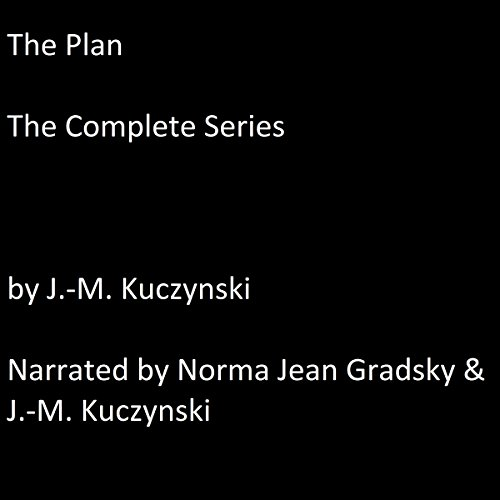 The Plan: The Complete Series audiobook cover art