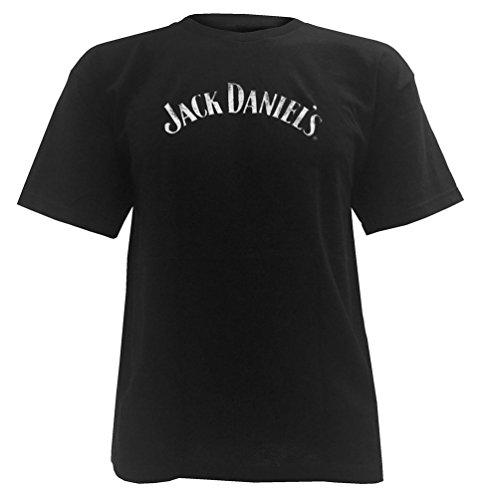 Jack Daniels Barrel Tee Shirt - XX-Large