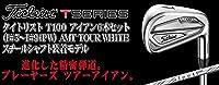 Titleist(タイトリスト) T100 アイアン6本セット [番手:I#5+I#9+PW] AMT TOUR WHITE スチールシャフト メンズゴルフクラブ 右利き用 FLEX-S200