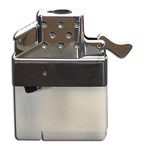 Gasinzet jetflame voor benzine-aansteker