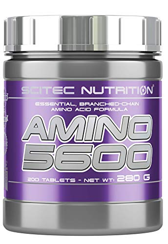 Scitec Nutrition Amino 5600 Amino Acid Formula Tablets - 200 Tabs