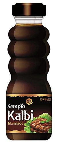 [ 300g ] SEMPIO Kalbi Marinade / Korean BBQ / Koreanische Sauce für Grillmarinaden
