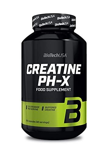 Biotech USA Creatine PH-X, 210 Kapseln
