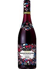 【濃密でなめらかな味わいのワンランク上のボジョレー ヴィラージュ ヌーヴォー】 ジョルジュ デュブッフ ボジョレー ヴィラージュ ヌーヴォー 2021 [ 赤ワイン フランス 750ml ]