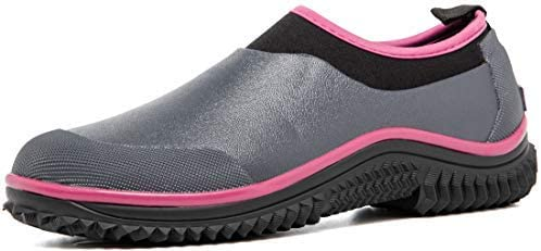 Dealing full price reduction Vinlas Unisex Waterproof Rain Shoes Dealing full price reduction Neoprene Men Yard Rubber Wo