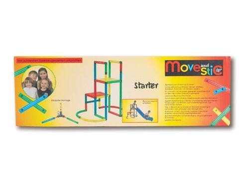 Moveandstic 875054 - Grundbaukasten Starter