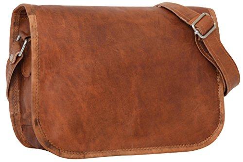 Gusti Leder Borsa da lavoro in pelle - Borsa messenger Borsa a tracolla borsa ventiquattrore in vera pelle