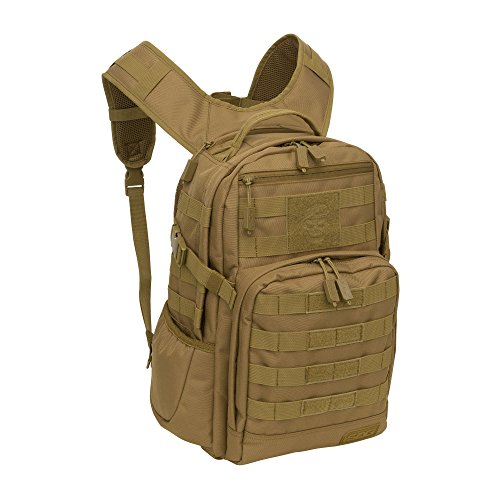 SOG Specialty Knives & Tools SOG Ninja Tactical Daypack Backpack, Desert Clay, One Size