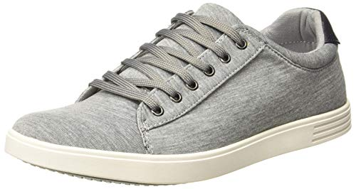 Aeropostale Men's Light Grey Sneakers- 8 UK/India (40 EU) (2601811702)