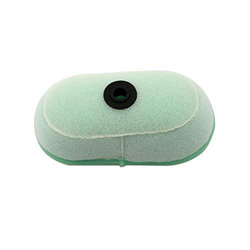 XINGFUQY Empresa Feliz Filtro de Aire de Esponja del Limpiador for Honda XR 250 91-04 XR250 Súper 97-04 85-90 XR600 XR 600 L 94-02 93-17 XR650 XR400 XR440 96-04 A Hoy