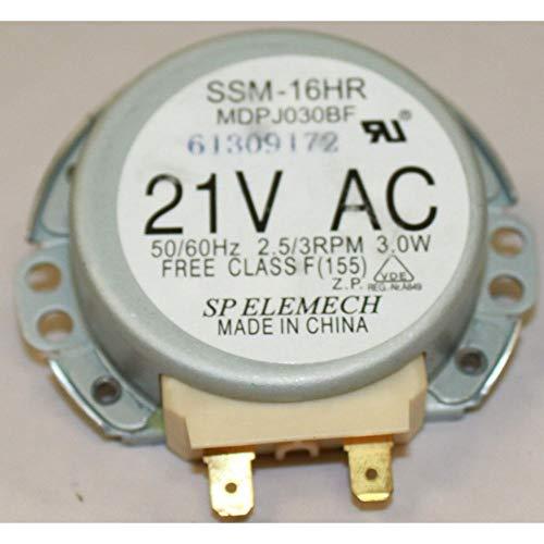 Samsung DE31-10172C Microwave Turntable Motor Genuine Original Equipment Manufacturer (OEM) Part