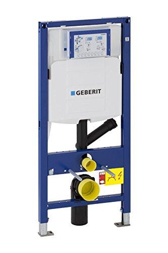 Geberit Wand-WC 111364005 112 cm mit UP-Spkülkasten UP320 für Geruchsabsaugung Abluft