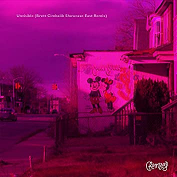 Unvisible (Brett Cimbalik Showcase East Remix)
