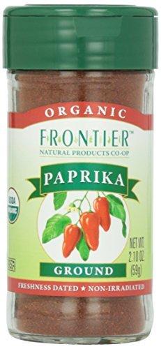 Frontier Paprika Ground ORGANIC Jacksonville Mall 2.10 2PC oz. a Sale SALE% OFF Bottle -