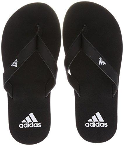 adidas Herren Eezay Flip Flop Dusch- & Badeschuhe, Schwarz (Core Black/core Black/FTWR White), 38 EU