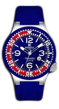 Waooh - Relojes - Reloj Kienzle Poseidon Grande (ROJO - AZUL )