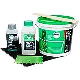Ekopel 2K-Komplettset Badewannenlack Geruchlos Dickschicht Lösungsmittelfrei (Badewannen-Set)