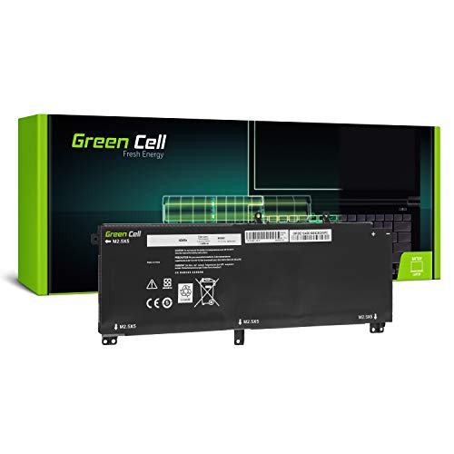 Green Cell® 245RR T0TRM TOTRM Laptop Akku für Dell XPS 15 9530, Dell Precision M3800 (Li-Polymer Zellen 4400mAh 11.1V Schwarz)