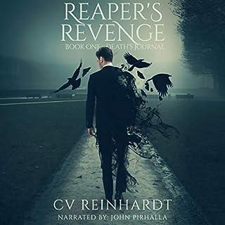 Reaper's Revenge cover art