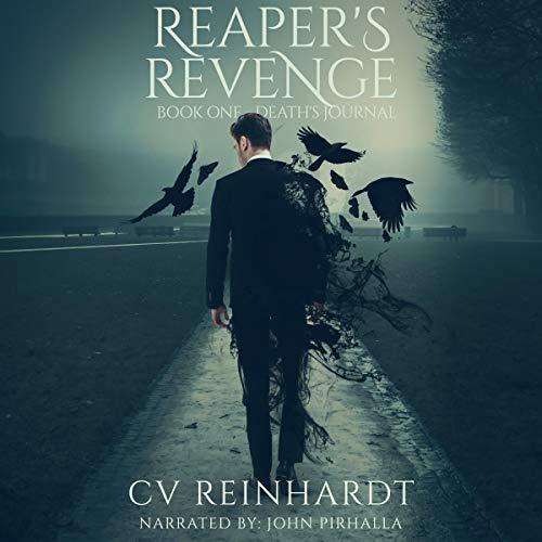 Reaper's Revenge audiobook cover art