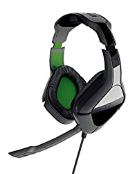 Immersive - High quality digital game and chat sound Sound quality - 40mm speaker drivers deliver excellent depth Comfort - Deep cushioned adjustable headband allows longer gaming sessions Removable Mic Boom Easy Plug and Play setup with PS4 and Xbox...