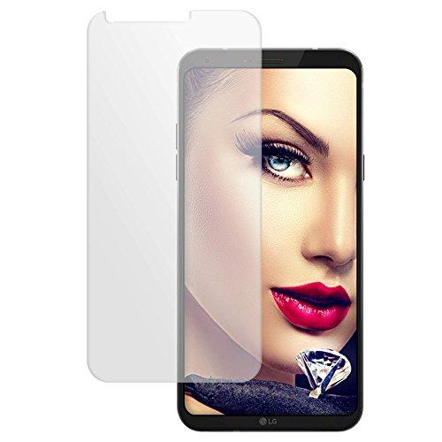 mtb more energy® Schutzglas für LG Q6 (M700N, 5.5\'\') - Tempered Glass Display Schutzfolie Glas-Folie