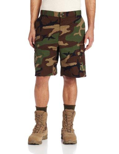 Propper Short BDU pour Homme - Camouflage forêt, Taille S