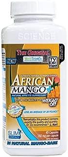 Nuvocare WellTrim iG® African Mango+, 150mg, 45 capsules