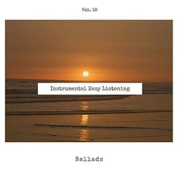 Instrumental Easy Listening Ballads, Vol. 18