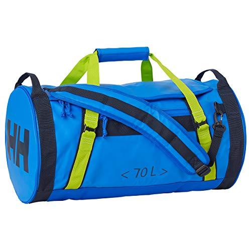 Helly Hansen HH Duffel Bag 2 70L Bolsa de Viaje, Unisex Adulto, Azul Electric/Navy