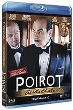 Hercule Poirot - Series 5 / Agatha Christie's Poirot (Season 12) - 2-Disc Set ( The Clocks / Three Act Tragedy / Hallowe'en Party / Murder on the Orient Express ) [ Origine Espagnole, Sans L (Blu-Ray)